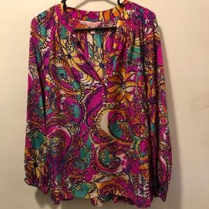 Lilly Pulitzer Sea and Be Seen Elsa, size M